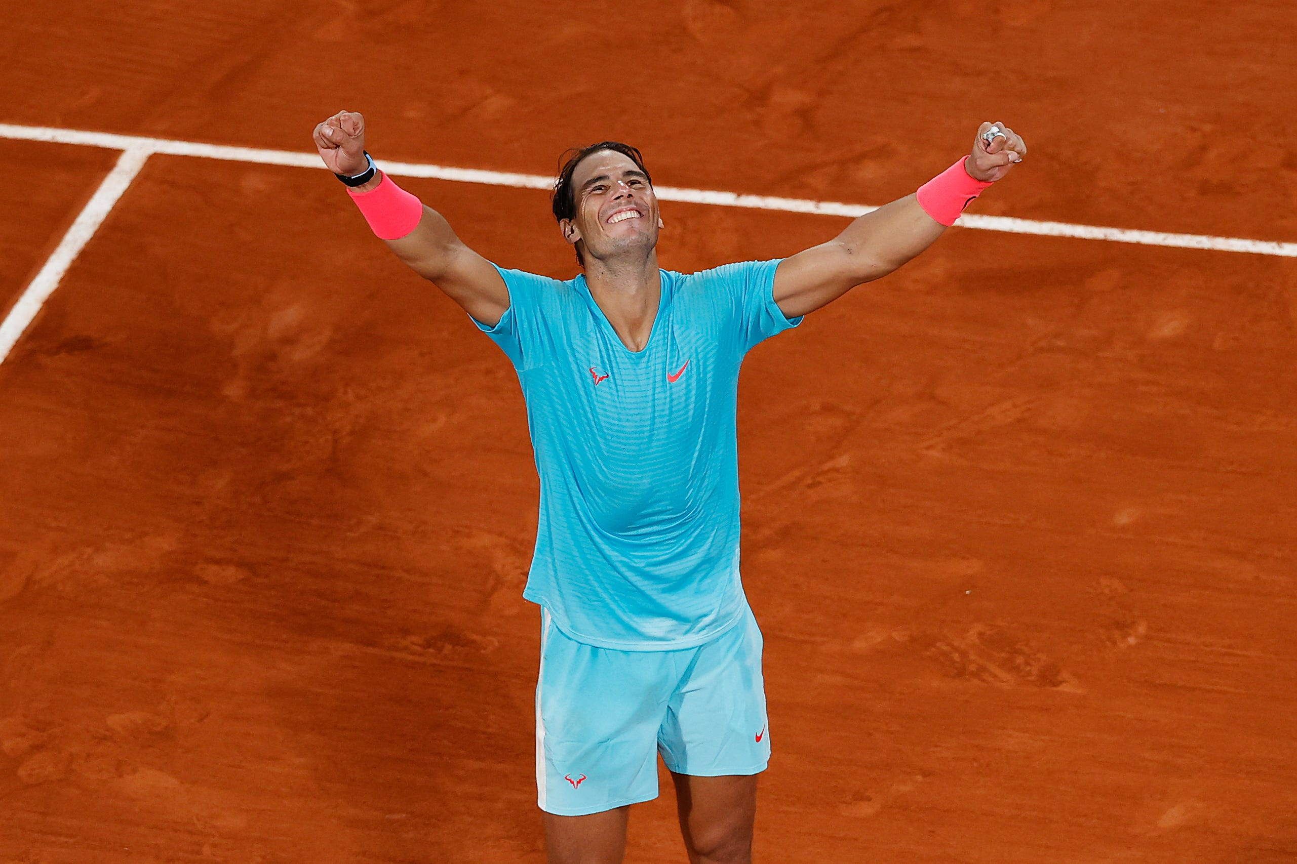 Rafael Nadal Wins French Open Ties Roger Federer With Titles