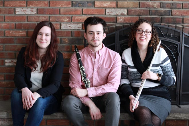 A young trio will perform a classical music concert, including original compositions, at the Beaver Gazebo.