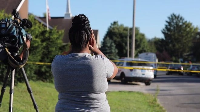 Lives are lost and changed forever amid a spikein deadly violence in Columbus and other cities in 2020.