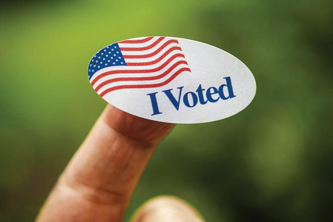 Early voting begins in Davidson County on Thursday, Oct. 15.