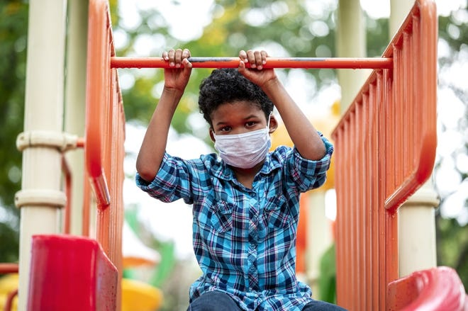Learn about keeping your children safe from COVID-19 while on the playground.