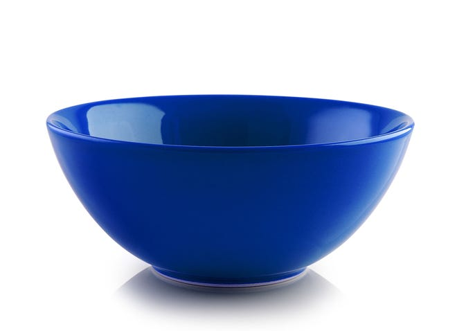 """Dramashop artists will perform monologues written by community members given a prompt, simply """"a blue bowl."""" The performance will be livestreamed Friday, Saturday, Oct. 23, 24, 30 and Nov. 1."""