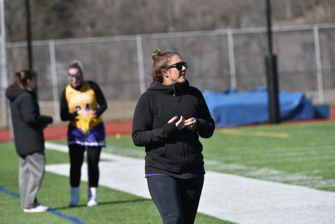 Penn Yan native, RIT grad and former Elmira head coach Rebecca (Lampson) Streeten is the newest head women's lacrosse coach at AU.