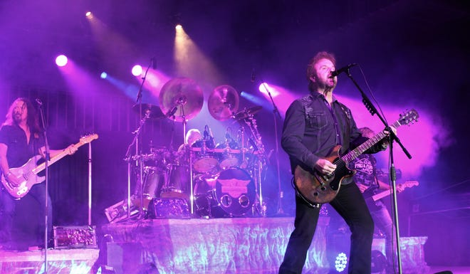 .38 Special, which formed in Jacksonville, will reopen the Florida Theatre on Dec. 10.