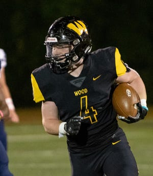 Senior Shane Collier and his Archbishop Wood teammates finally kick off the 2020 season Saturday night against Bishop McDevitt.