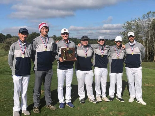 The Garaway boys golf team will compete in the Division II State Tournament this weekend.