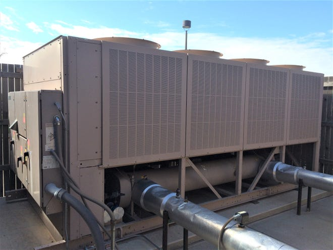 Cedar Ridge's existing chiller is both inefficient and uses a refrigerant that is being discontinued, making it difficult and expensive to maintain.
