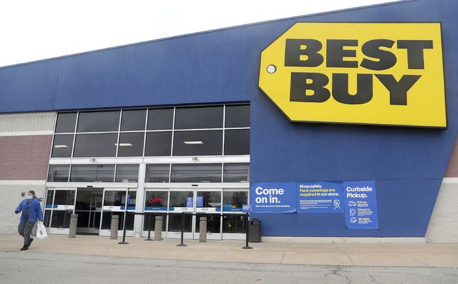 Best Buy on Appleton's east side will close Oct. 31.