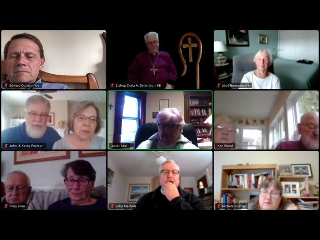 A virtual celebration on Oct. 4 commemorated Holy Trinity Lutheran Church's centennial.