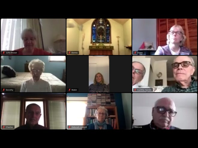 The Holy Nativity Lutheran Church in Endicott held a virtual centennial celebration o n Oct. 4, 2020.