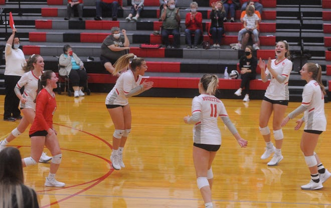 Buckeye Central earned the No. 2 seed in the D-IV district.