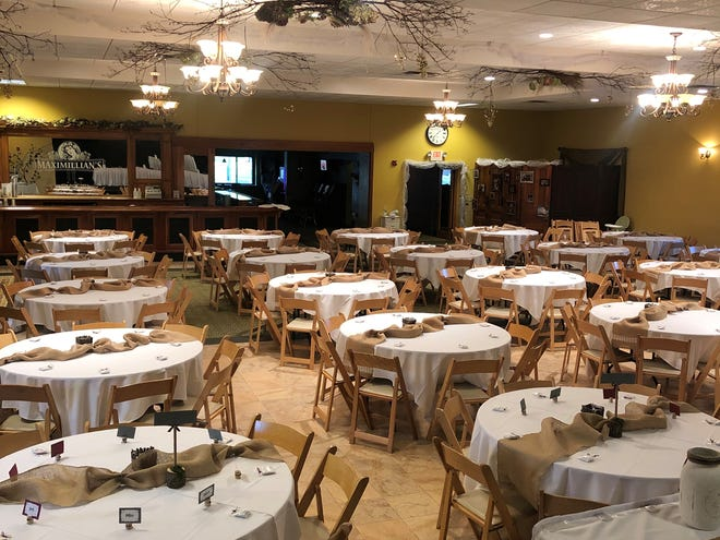 Maximillian's of Mt. Calvary, 155 Fond du Lac St., Mount Calvary, will close its pub Nov. 9, and the building is for sale.