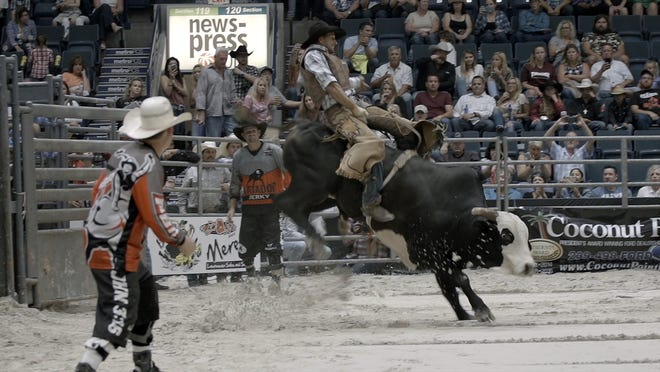 "The bull-riding documentary ""Ride Till I Die"" is the opening-night film at this year's Fort Myers Film Festival."