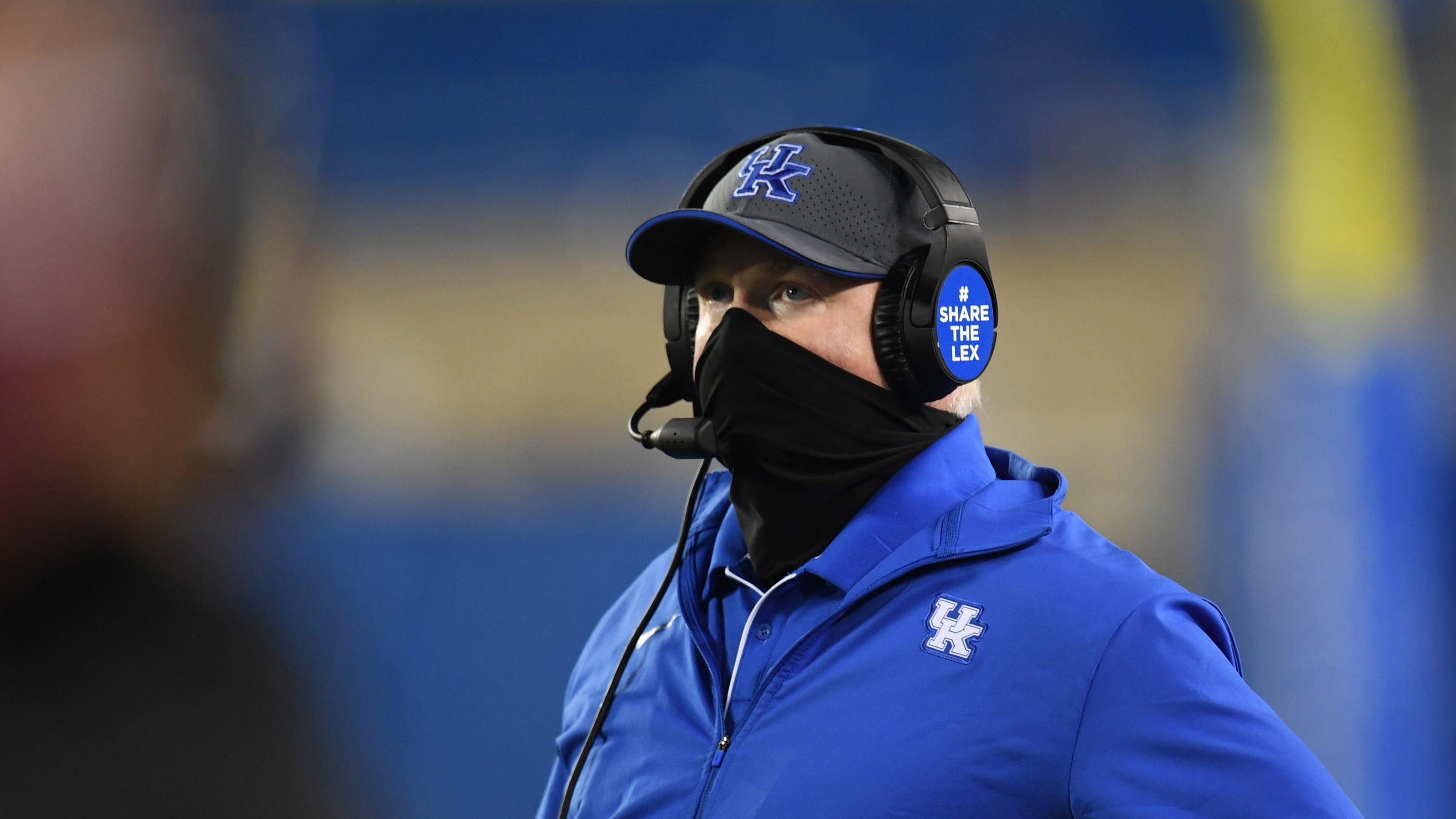 Kentucky football schedule: Missouri and Georgia games flipped
