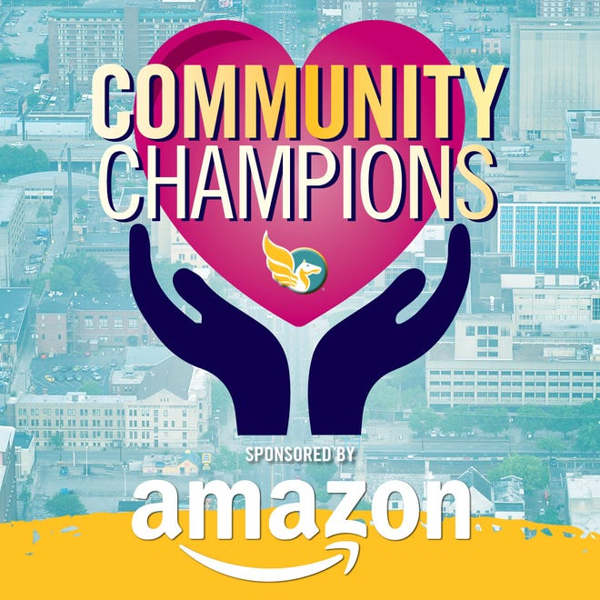 The Kentucky Derby Festival and Amazon have teamed up to honor local community champions.