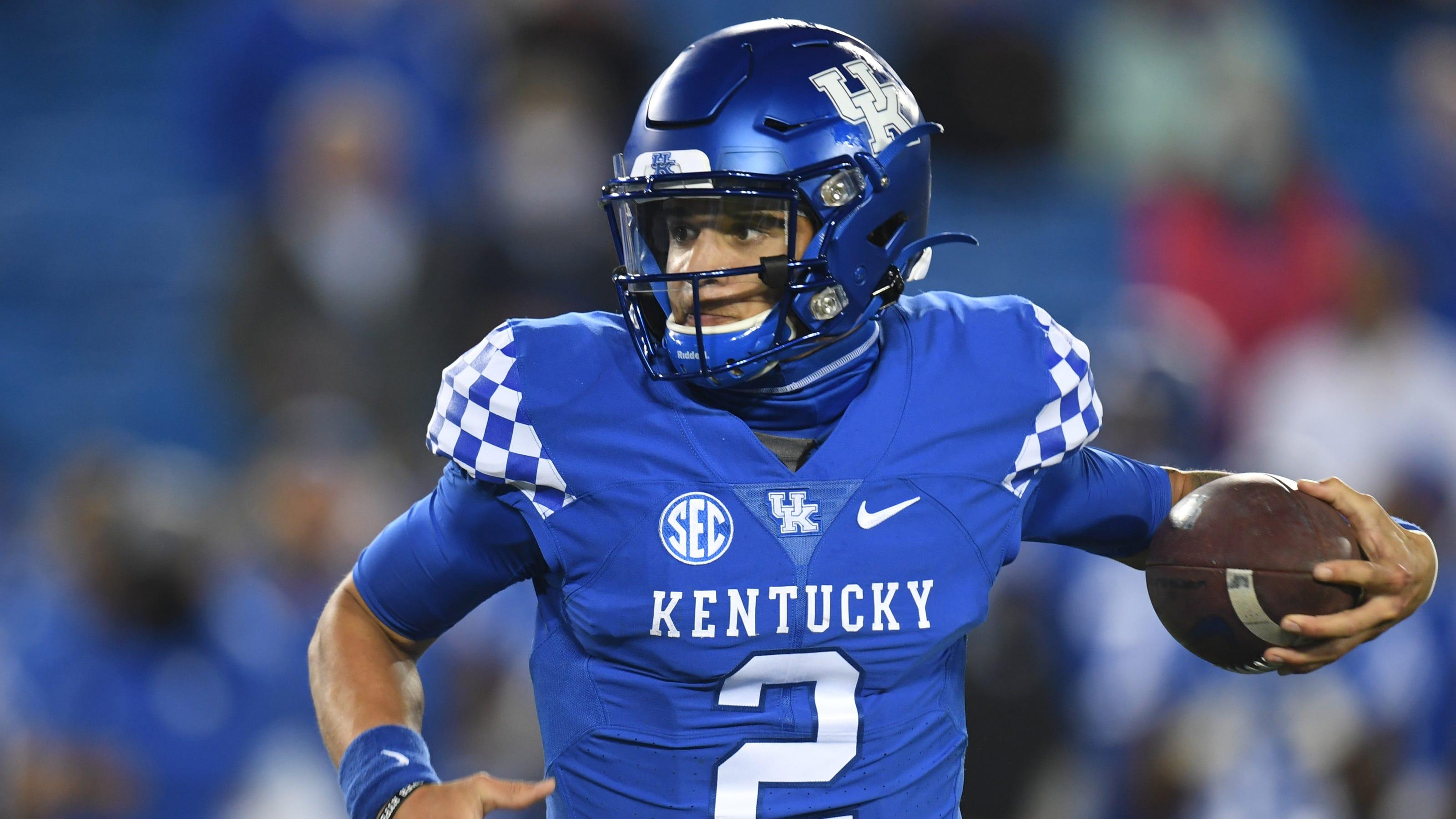 Kentucky football: Joey Gatewood could start vs. Georgia
