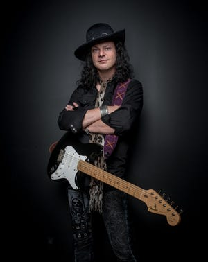 Moose Lodge #1953 of Mountain Home will host blues and rock guitarist Anthony Gomes for a one-night performance on Saturday.