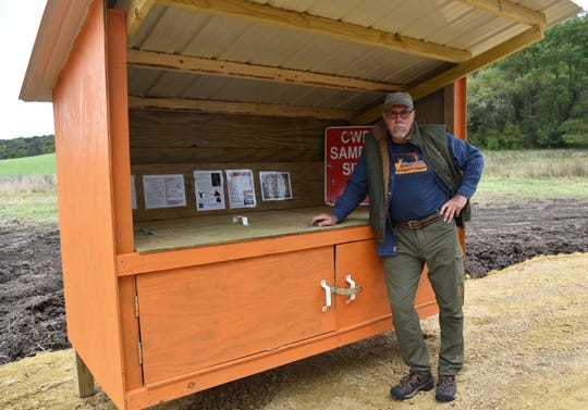 Doug Duren, a fourth-generation landowner in Wisconsin and avid hunting enthusiast, started the Adopt-A-Dumpster program on his family farm.
