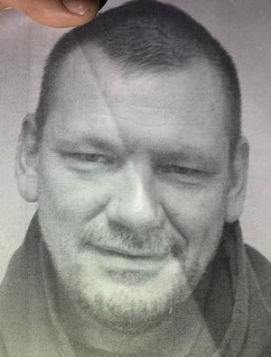 Albert Persons, 44, was last seen walking away from the Keystone Treatment Center in Canton around 5 p.m. Sunday.