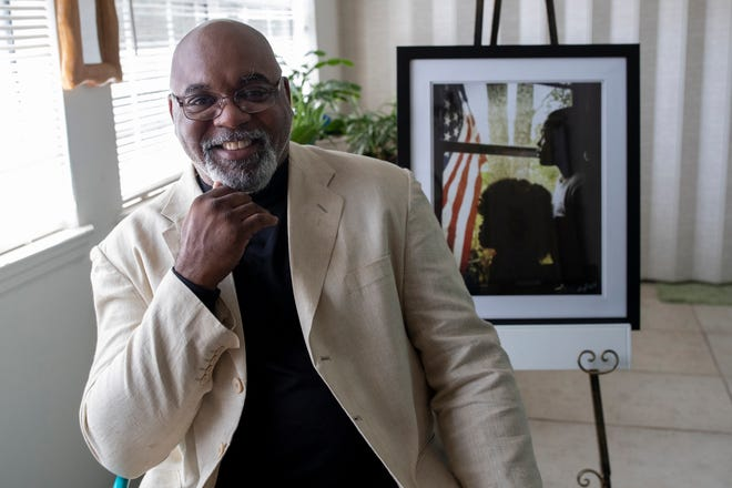 """Stanley Johnson, a local photographer, will have an exhibit titled """"Walls"""" at the Anderson Brickler Gallery starting Friday, Oct. 30, 2020."""