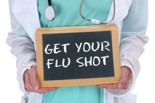 With the coming flu season colliding with a still-active COVID-19 pandemic, getting a flu shot has never been more important.