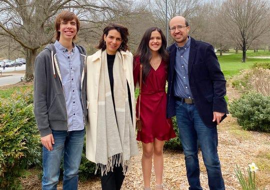 The Gutierrez family.