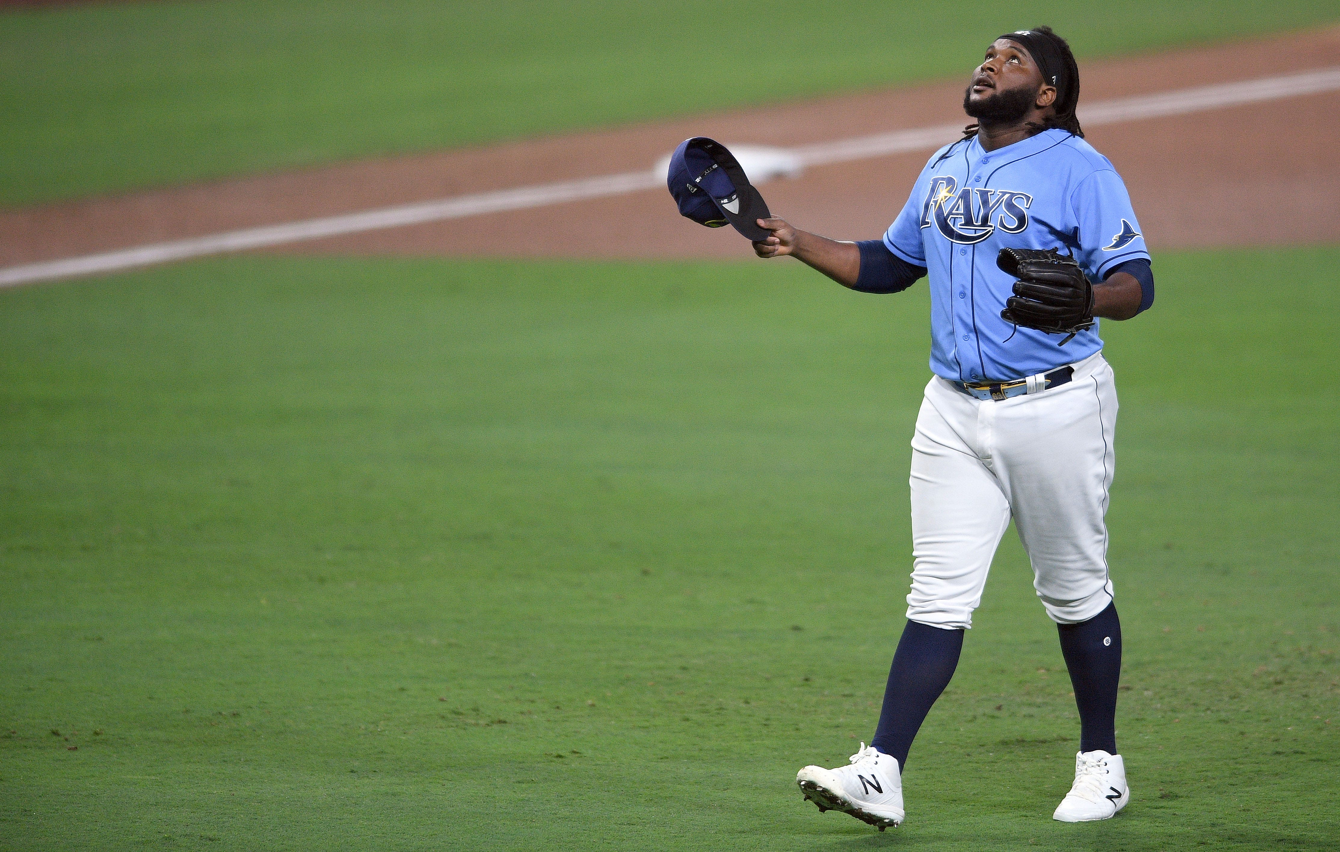 Rays bullpen shuts down Houston Astros as Tampa Bay takes Game 1 of ALCS