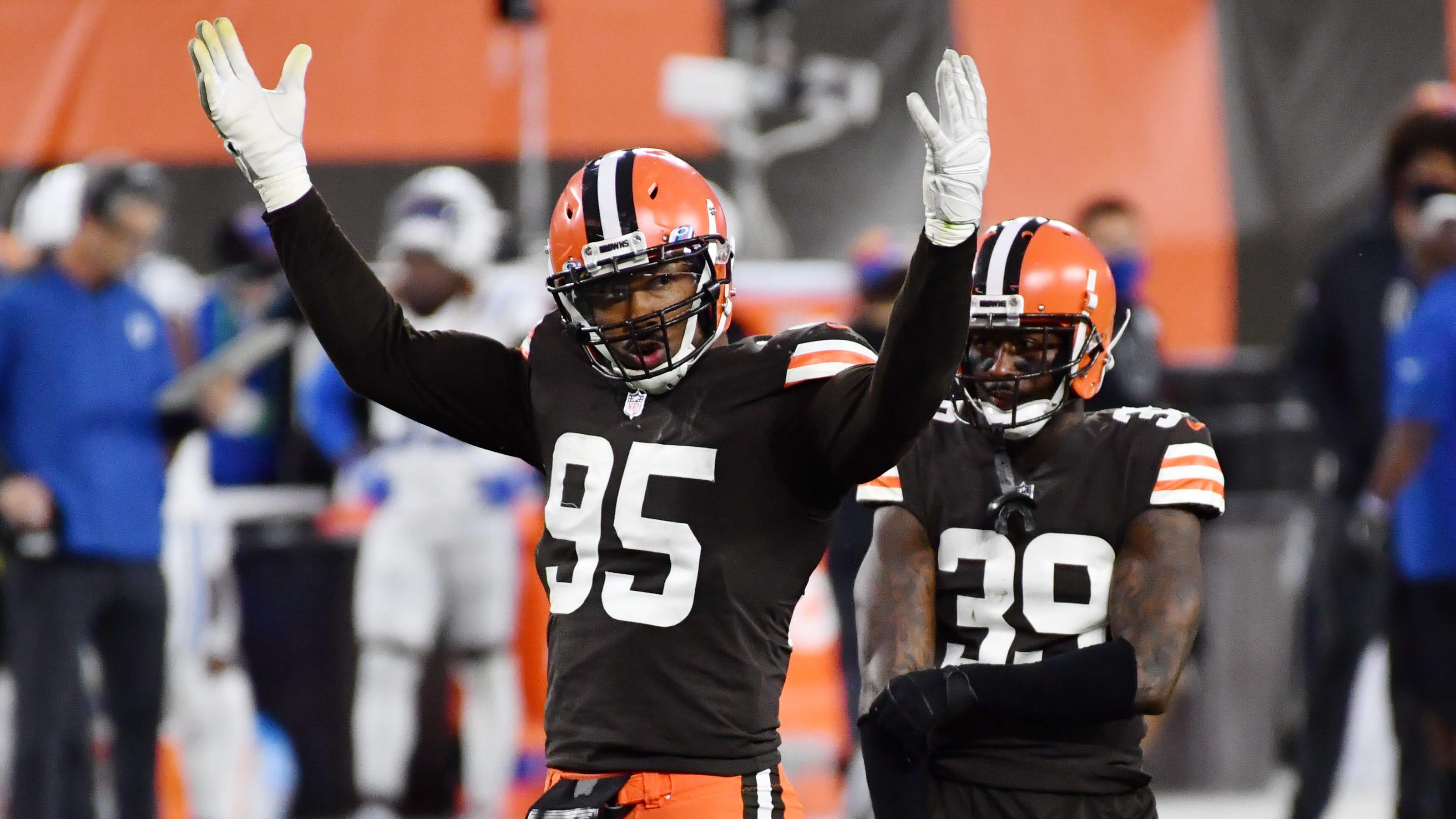 Cleveland Browns Aufstellung