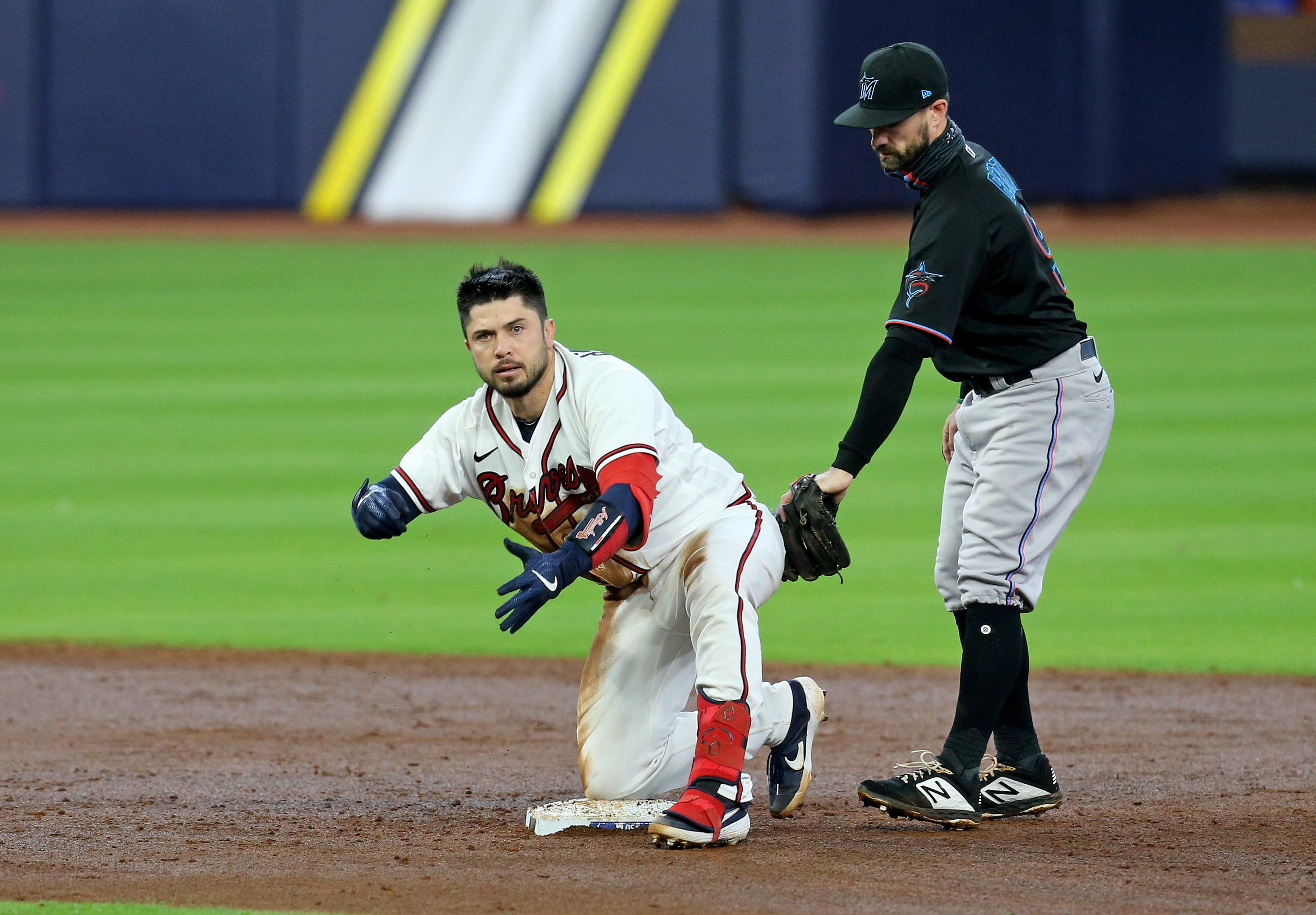 'This is the player he was supposed to be': Travis d'Arnaud finds home, success in playoffs with Braves