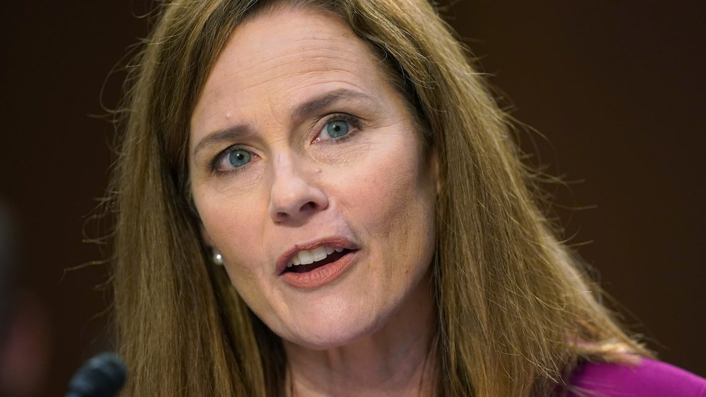 Amy Coney Barrett's Supreme Court hearings lacked the drama that Brett Kavanaugh's proceedings had. Here's why. – USA TODAY