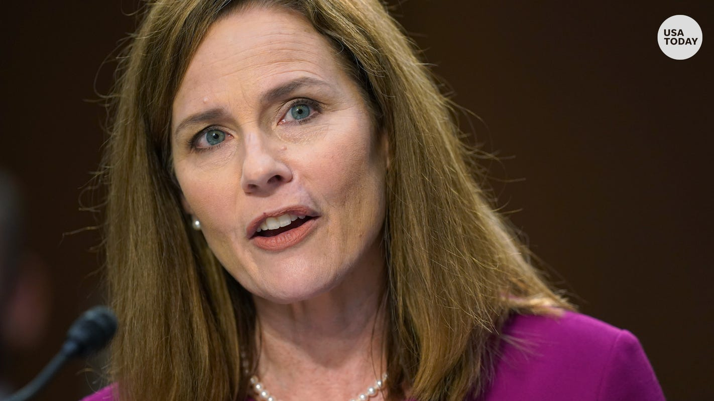 Last day of Amy Coney Barrett Supreme Court hearings to feature debate character witnesses – USA TODAY