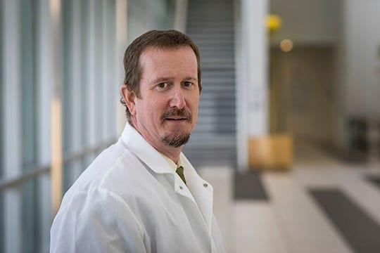 Mark Pandori, pathologist