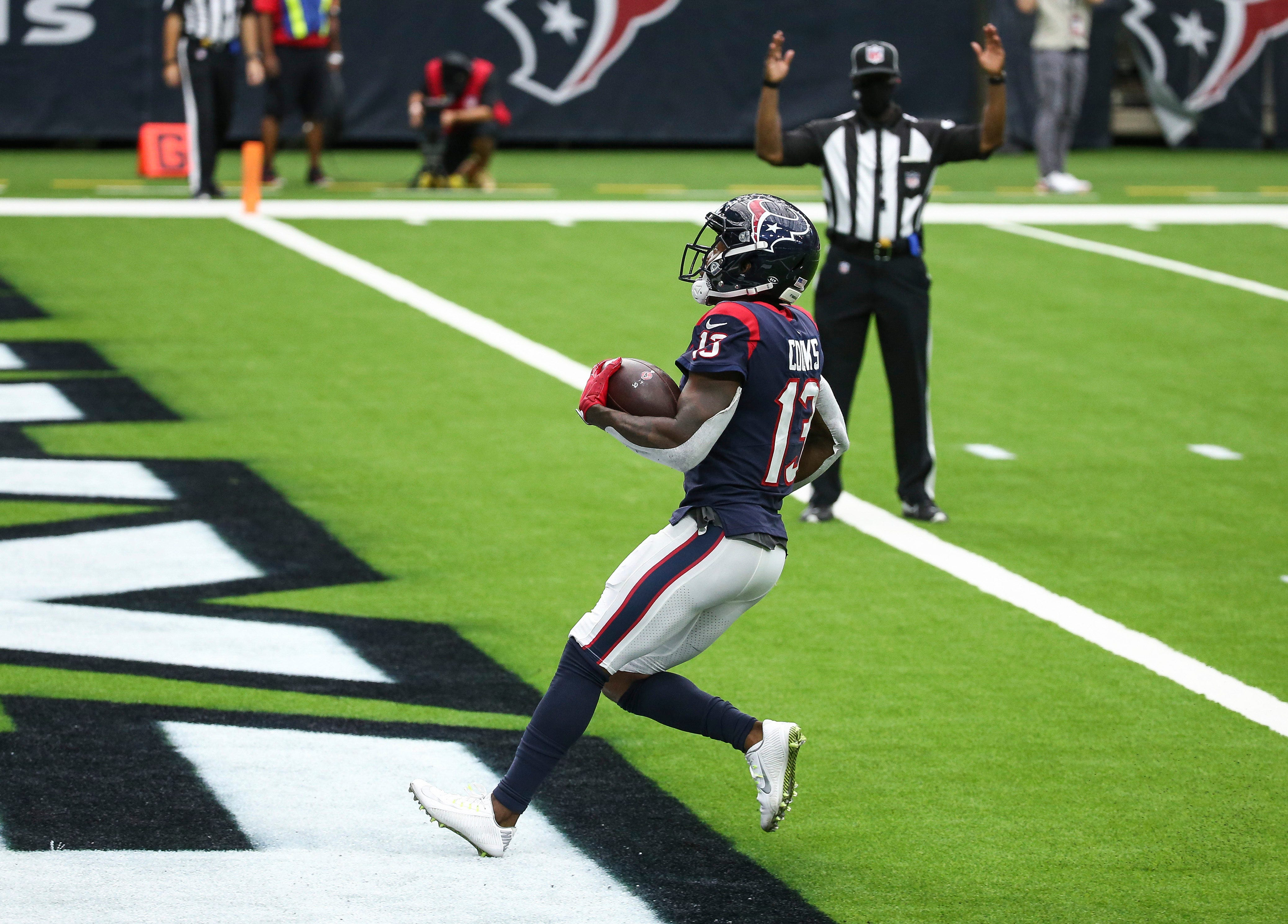 Fantasy football stock watch: Brandin Cooks no longer on Houston Texans' back burner