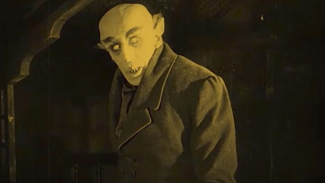 "The Akron Civic Theatre will screen the silent horror classic ""Nosferatu"" on Oct. 25."