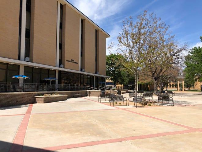 The Washington Street campus of Amarillo College