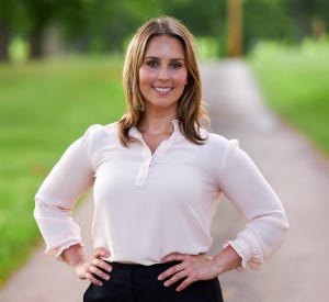 Republican Shelby Labs is running for state representative in the 143rd House District.