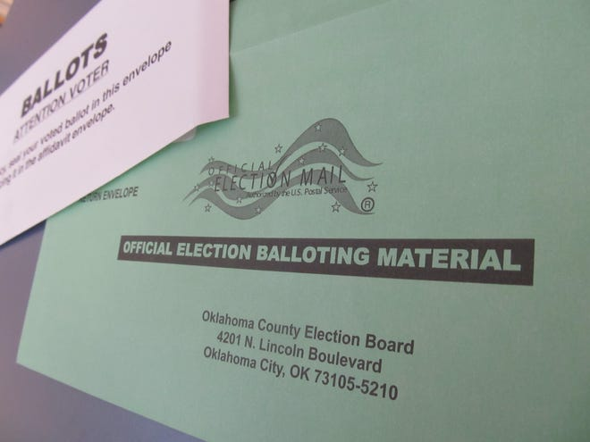 The Washington County Election Board has received three times more absentee ballots for the Nov. 3 election than they did for the 2016 presidential election