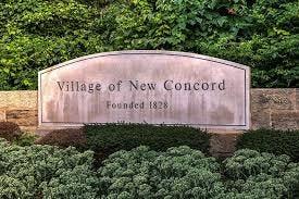 Village of New Concord