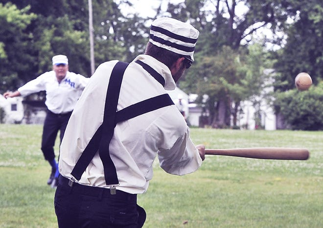 The County Line Historical Society will host a presentation on vintage baseball on Saturday at 1 p.m. at the Historic Shreve Presbyterian Church, 343 N. Market St., Shreve. Jeff Carr of Smithville will talk about the game of baseball played in the 1860s, its history nationally and locally. He will display bats,balls, and other equipment. The public is welcome to attend. Admission is free. The society will practice social distancing and abide by the current COVID-19 mandates of the governor.