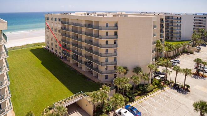Towers Five in Ponce Inlet is part of an oceanfront community that offers 24/7 manned security and an array of amenities, including three heated pools, with hot tubs, a club room and fitness center.