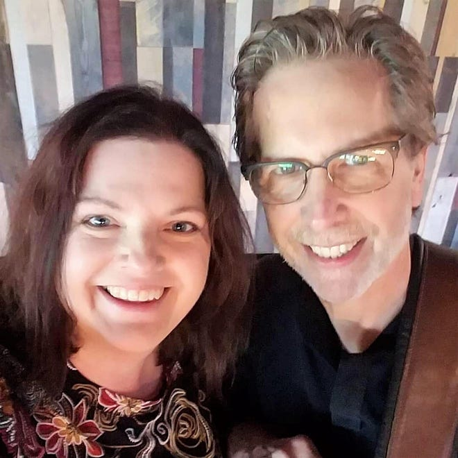 Jennifer Kerr and Scott Campbell of Jen+Scott Acoustics are scheduled to perform Friday at Riverside Brewing Co. in Cambridge Springs.