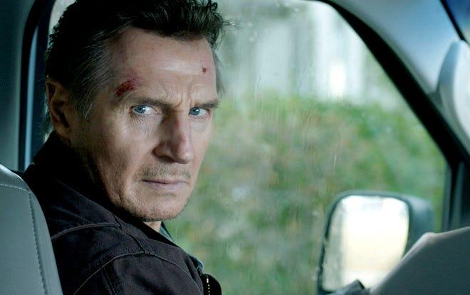 "Liam Neeson stars in ""Honest Thief."""