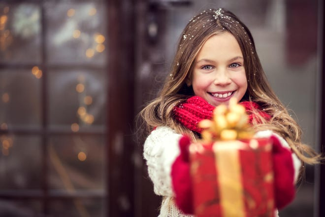 The holiday season can be a good time to teach and encourage your children to give back.