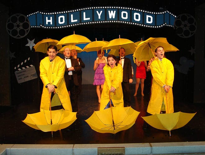 """Singin' in the Rain"" opens the 2021 season at Alhambra Theatre & Dining. The show was also on the theater's 2009 schedule."