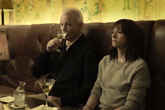 "Bill Murray and Rashida Jones star in the comedy-drama ""On the Rocks,"" now showing at Sun-Ray Cinema."