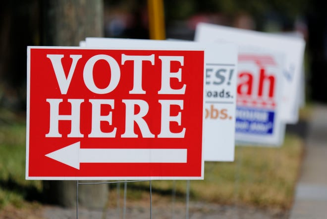 The Republican and Democratic parties in Polk County will have upwards of 600 poll watchers deployed at voting sites across the county on Election Day.
