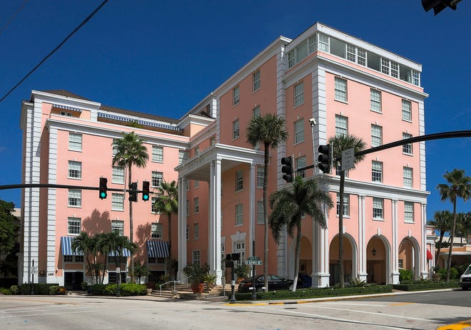 The Colony hotel on Palm Beach is offering a $35,000 Valentine's day special.