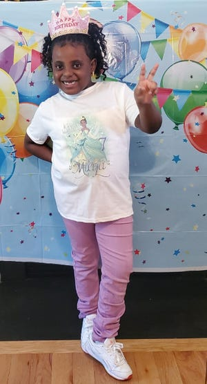Mikya Kirby of Malpass Corner Elementary is Pender County's Student of the Week.