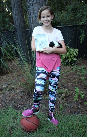 Madison Long of Bradley Creek is New Hanover County's Student of the Week