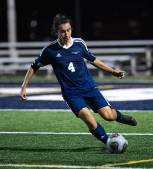 Senior Kai Iisaka, a three-year starter, is one of the key leaders for the Grandview Heights boys soccer team, which hopes to win its seventh consecutive district championship.